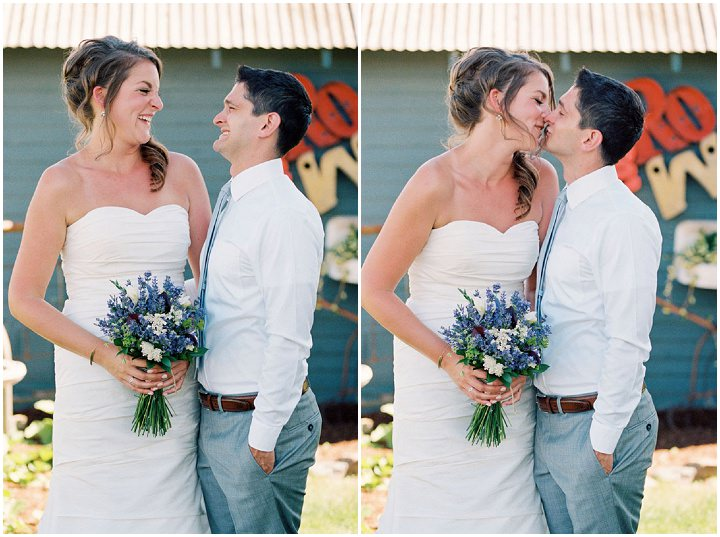 17 Wedding with Gorgeous First Look By Emily Wenzel Photography