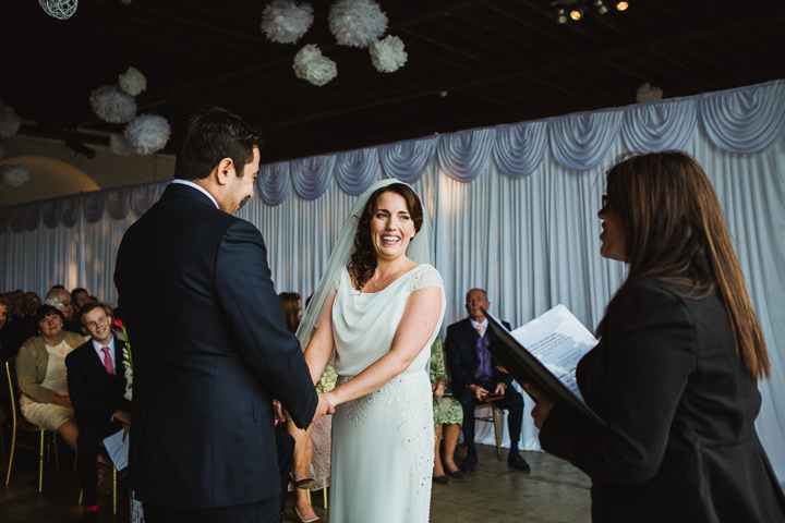 18 London Warehouse Wedding. By Amy B Photography