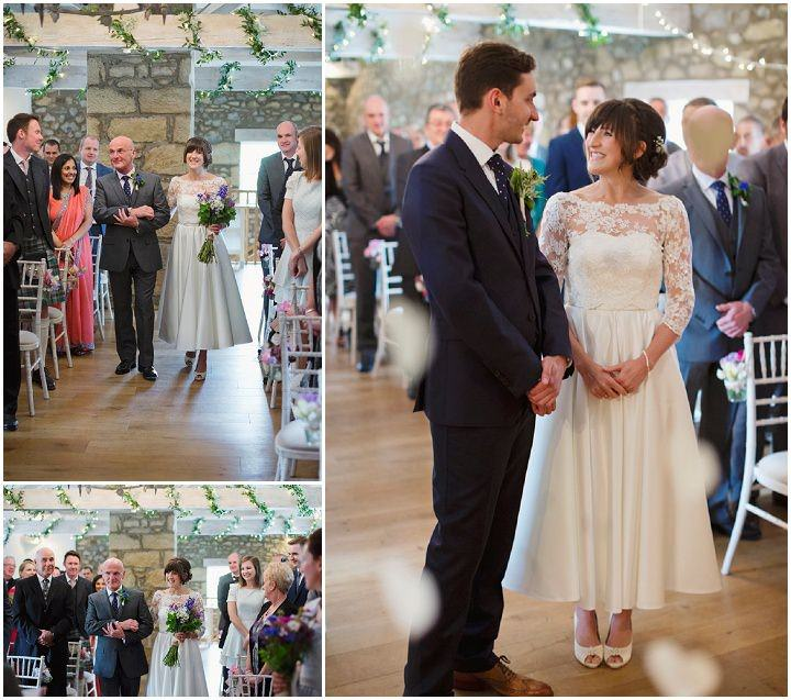 18 Yorkshire Wedding with Handmade Touches By Mark Tattersall