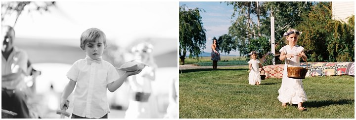 Food Truck Wedding With Gorgeous First Look By Emily