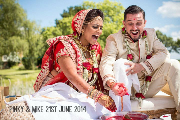 1a Bollywood Beach and Flamingos Wedding By Matt Parry Photography
