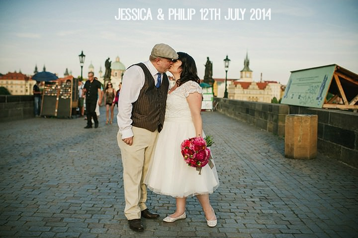 1a Prague Wedding By Jacqui McSweeney Photography