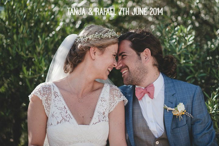 Tanja and Rafael's Beautiful and Natural Wedding in Croatia. By One Day Studio