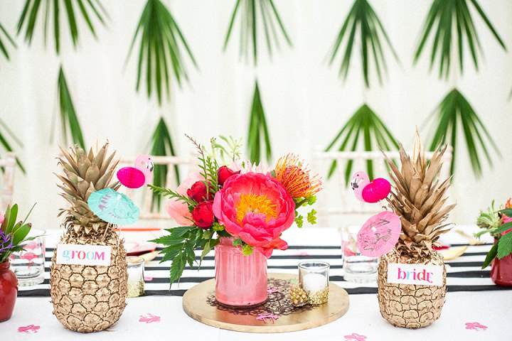 2 Bollywood Beach and Flamingos Wedding By Matt Parry Photography