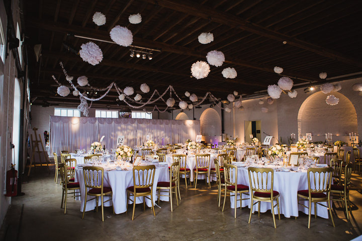 2 London Warehouse Wedding. By Amy B Photography