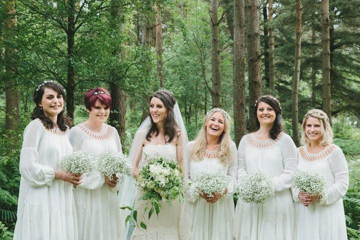 2 Woodland Wedding By McKinley Rodgers