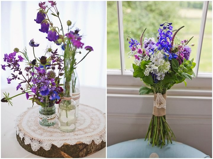 2 Yorkshire Wedding with Handmade Touches By Mark Tattersall