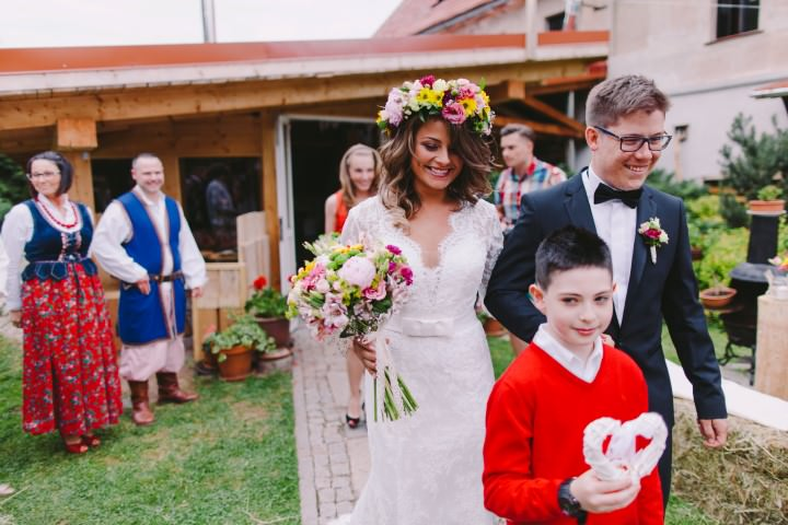 20 Colourful Polish Wedding By PNM Weddings