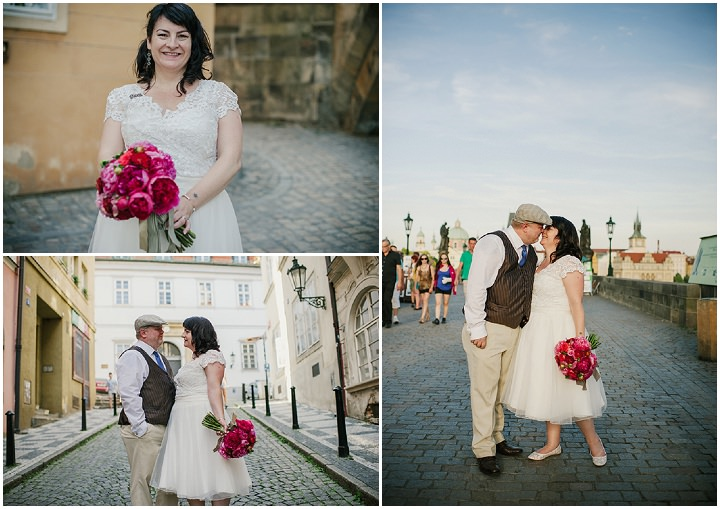 20 Prague Wedding By Jacqui McSweeney Photography