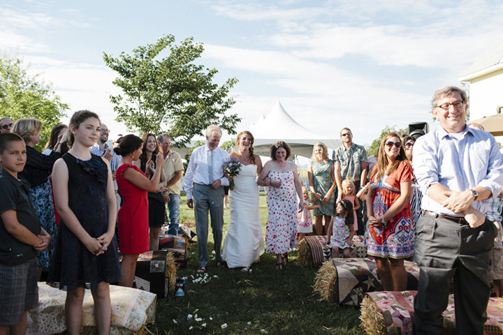 20 Wedding with Gorgeous First Look By Emily Wenzel Photography