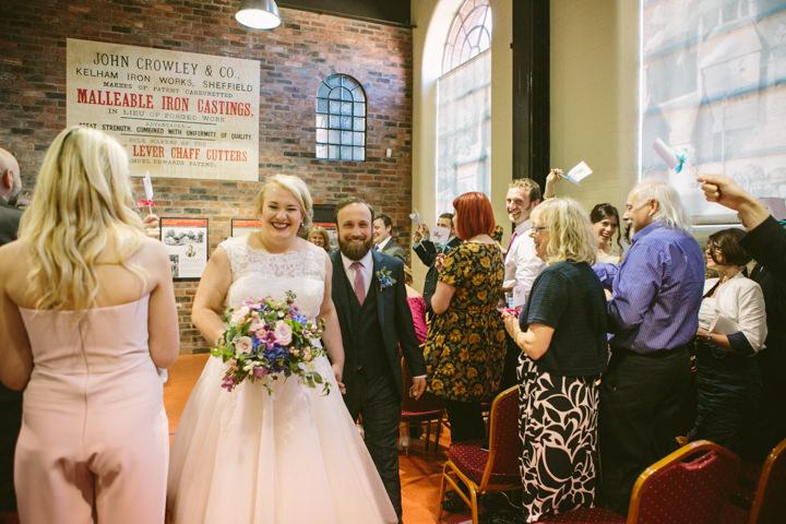 21 Beer Loving Sheffield Wedding By India Hobson Weddings