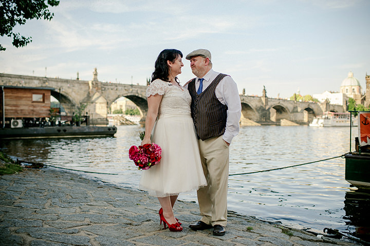21 Prague Wedding By Jacqui McSweeney Photography