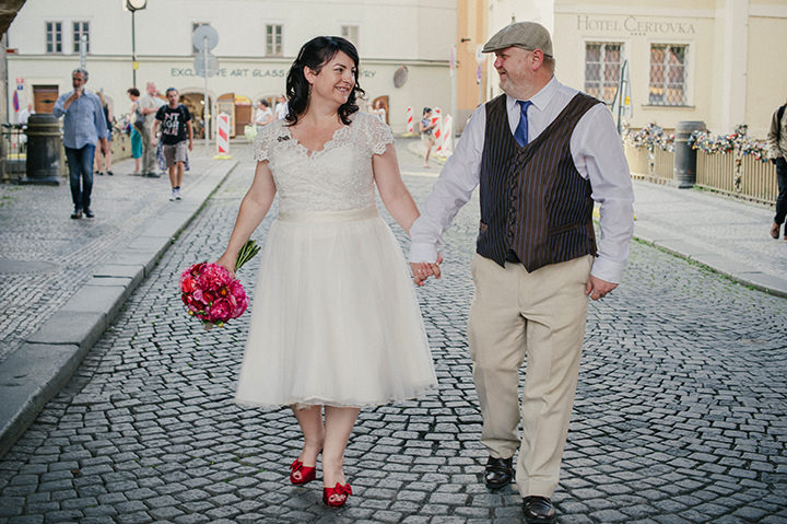 22 Prague Wedding By Jacqui McSweeney Photography