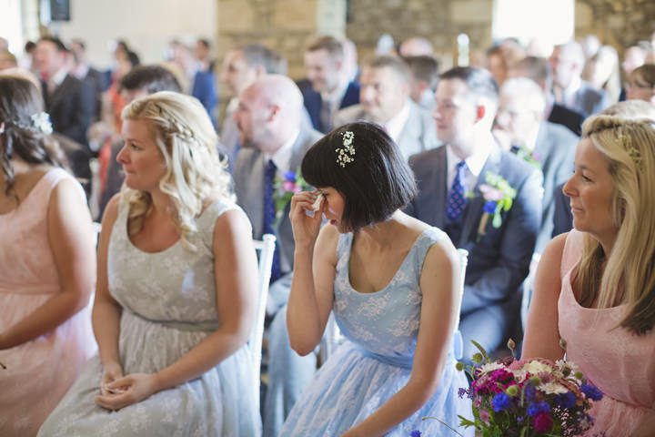 22 Yorkshire Wedding with Handmade Touches By Mark Tattersall