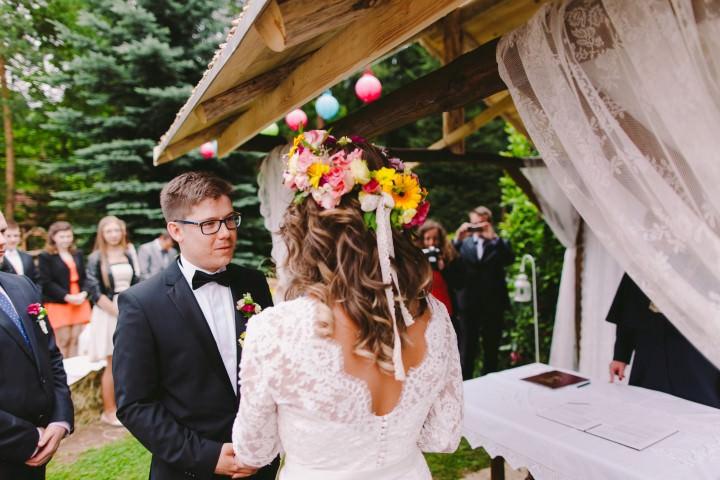 23 Colourful Polish Wedding By PNM Weddings