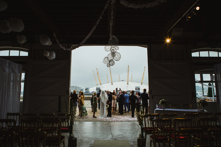 23 London Warehouse Wedding. By Amy B Photography
