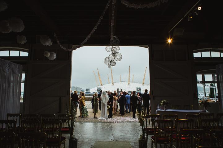 23 London Warehouse Wedding. By Amy B Photography