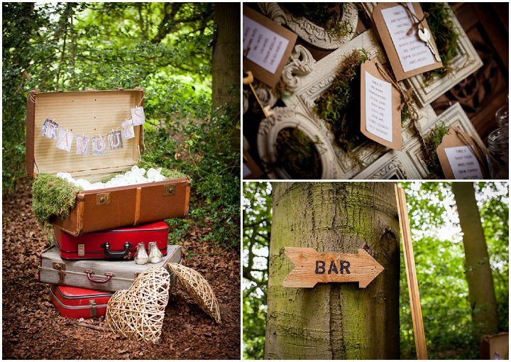 23 Woodland Tipi Wedding By Lucy Noble Photography