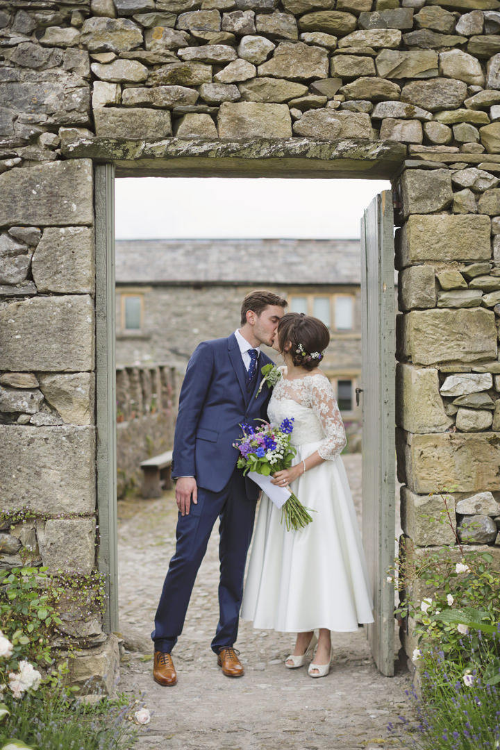 24 Yorkshire Wedding with Handmade Touches By Mark Tattersall