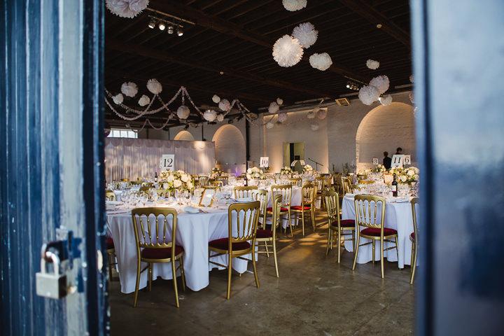 25 London Warehouse Wedding. By Amy B Photography