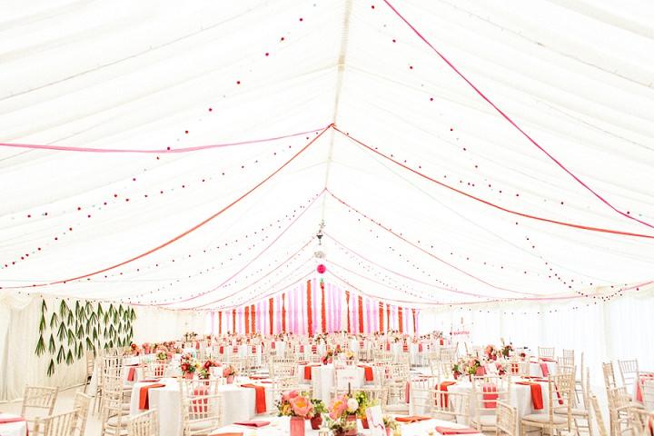 26 Bollywood Beach and Flamingos Wedding By Matt Parry Photography