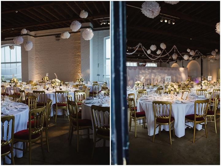 26 London Warehouse Wedding. By Amy B Photography