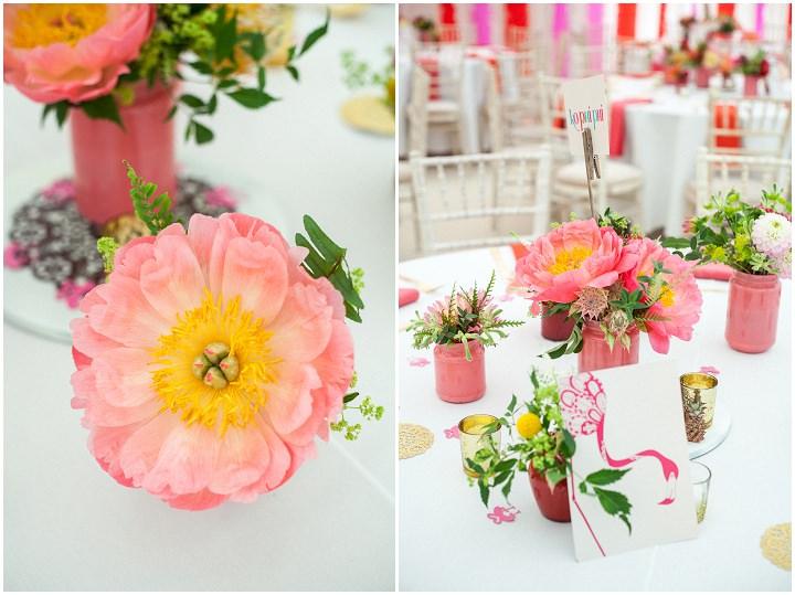 27 Bollywood Beach and Flamingos Wedding By Matt Parry Photography