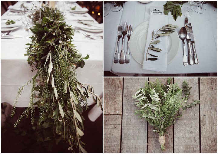 27 Woodland Themed Wedding By Oxi Photography