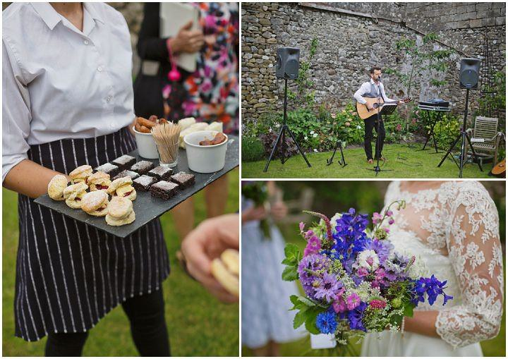 27 Yorkshire Wedding with Handmade Touches By Mark Tattersall