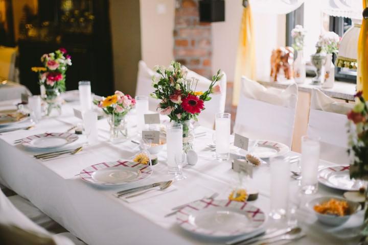 28 Colourful Polish Wedding By PNM Weddings