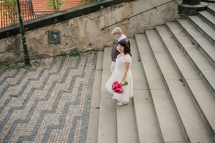 28 Prague Wedding By Jacqui McSweeney Photography