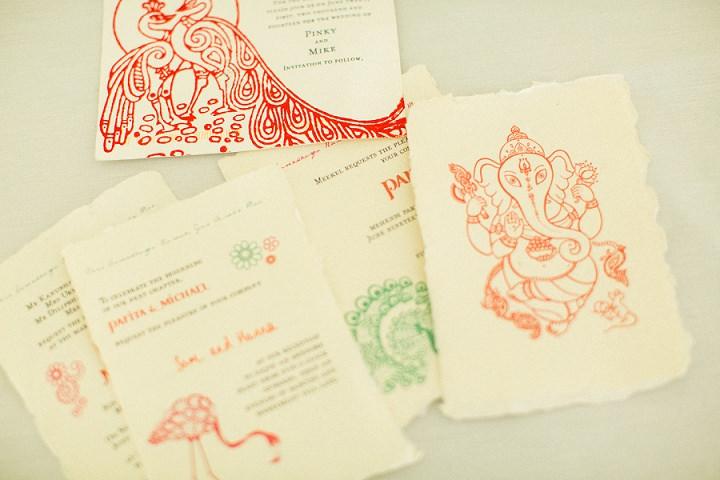 29 Bollywood Beach and Flamingos Wedding By Matt Parry Photography