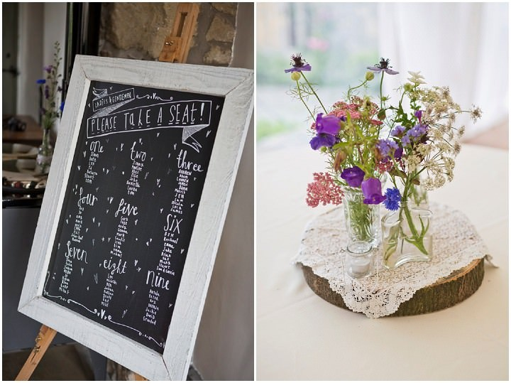 29 Yorkshire Wedding with Handmade Touches By Mark Tattersall