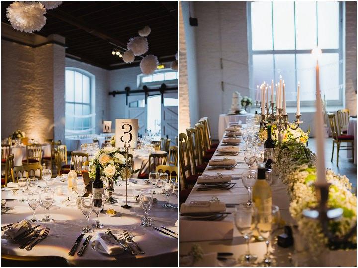 3 London Warehouse Wedding. By Amy B Photography