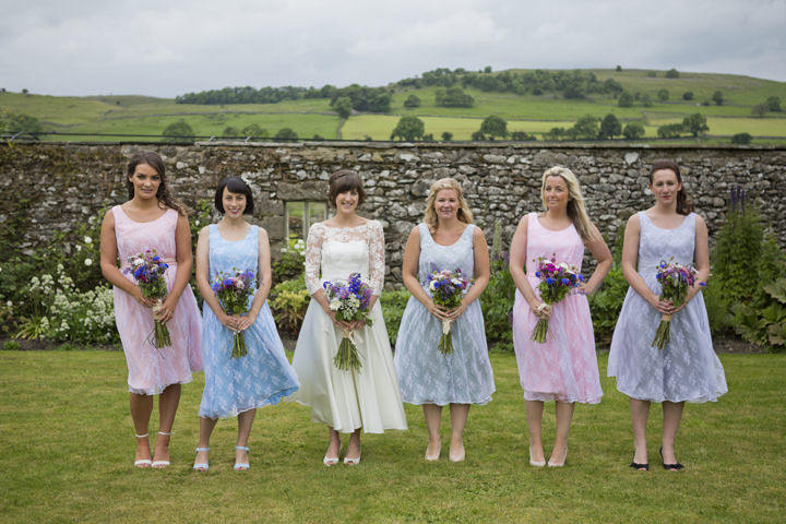 3 Yorkshire Wedding with Handmade Touches By Mark Tattersall