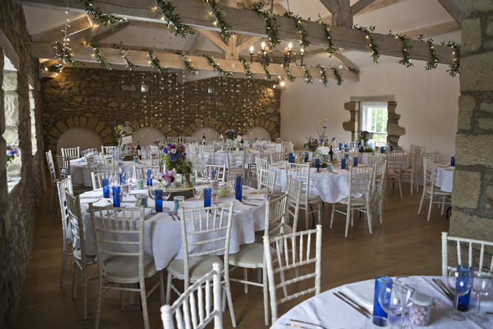 30 Yorkshire Wedding with Handmade Touches By Mark Tattersall