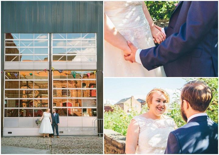 31 Beer Loving Sheffield Wedding By India Hobson Weddings