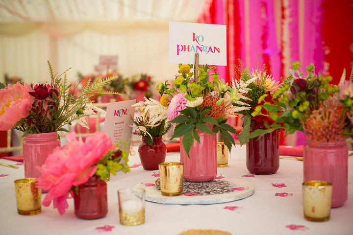 31 Bollywood Beach and Flamingos Wedding By Matt Parry Photography
