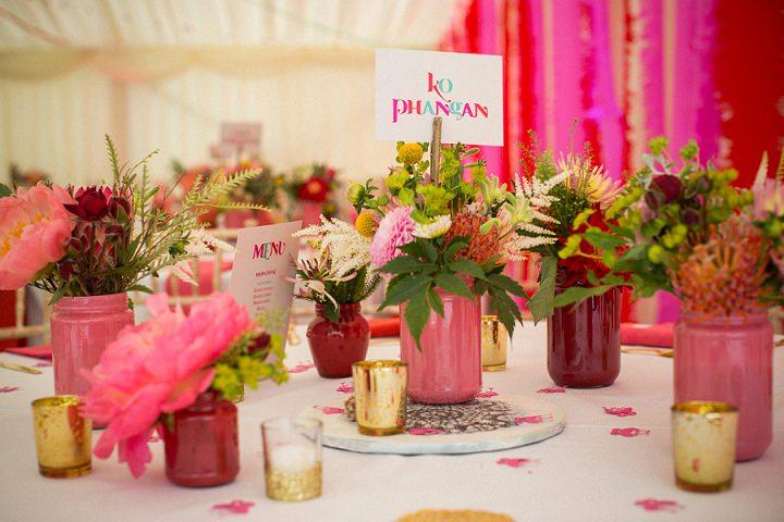 31 Bollywood Beach and Flamingos Wedding By Matt Parry Photography