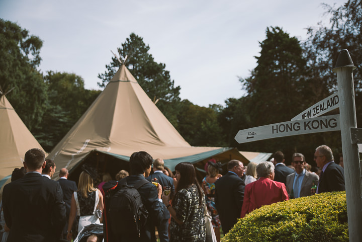31 Tipi Wedding By Jonny Draper Photography