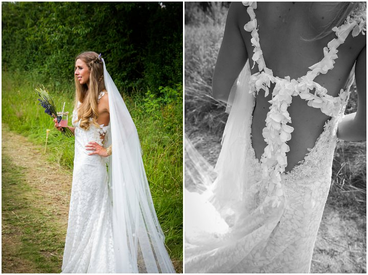 31 Woodland Tipi Wedding By Lucy Noble Photography