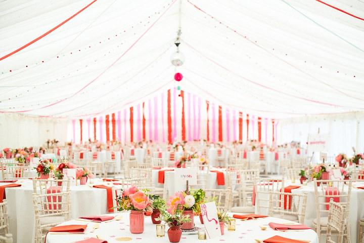 33 Bollywood Beach and Flamingos Wedding By Matt Parry Photography