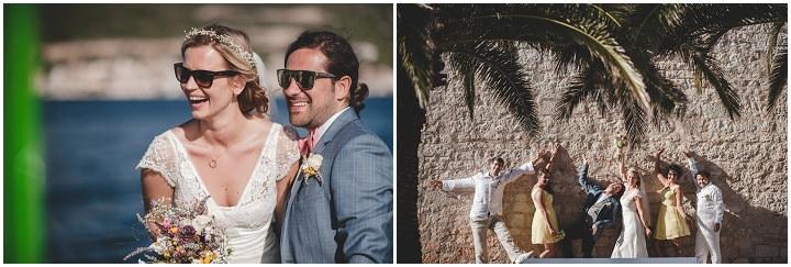 33 Wedding in Croatia By One Day Studio