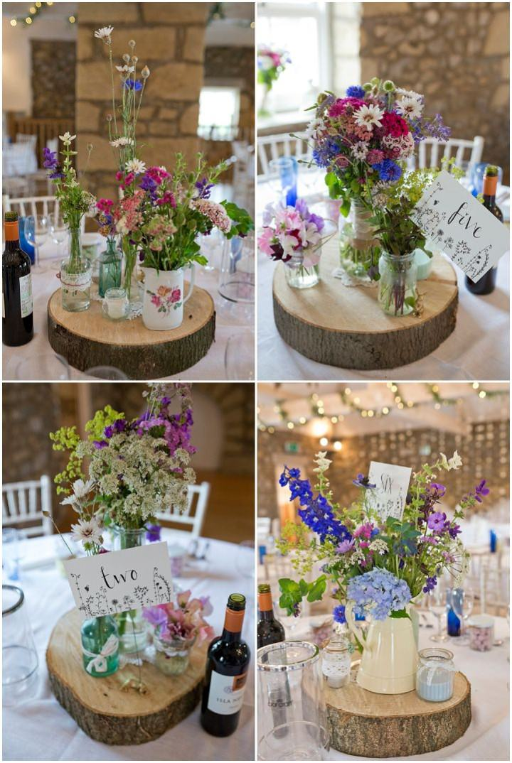 33 Yorkshire Wedding with Handmade Touches By Mark Tattersall