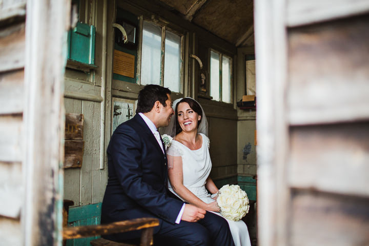 34 London Warehouse Wedding. By Amy B Photography