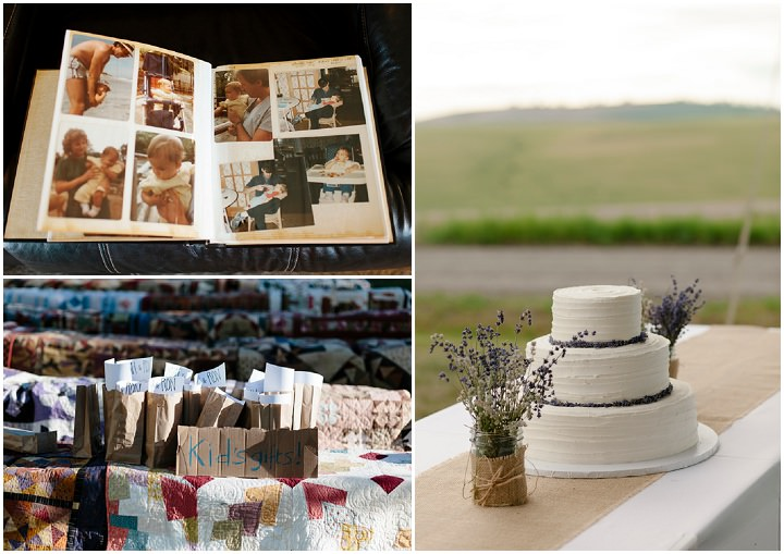 34 Wedding with Gorgeous First Look By Emily Wenzel Photography