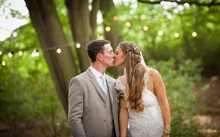 34 Woodland Tipi Wedding By Lucy Noble Photography