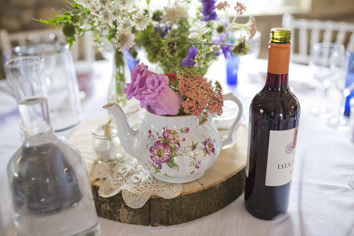 34 Yorkshire Wedding with Handmade Touches By Mark Tattersall