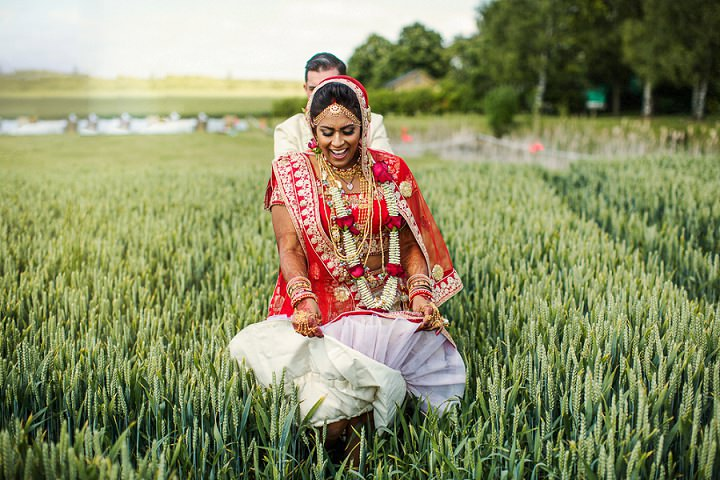 35 Bollywood Beach and Flamingos Wedding By Matt Parry Photography
