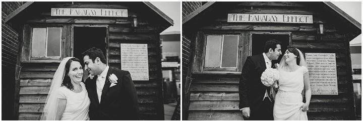 35 London Warehouse Wedding. By Amy B Photography